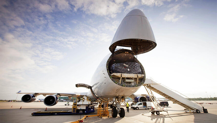 E&W Express Air-Freight